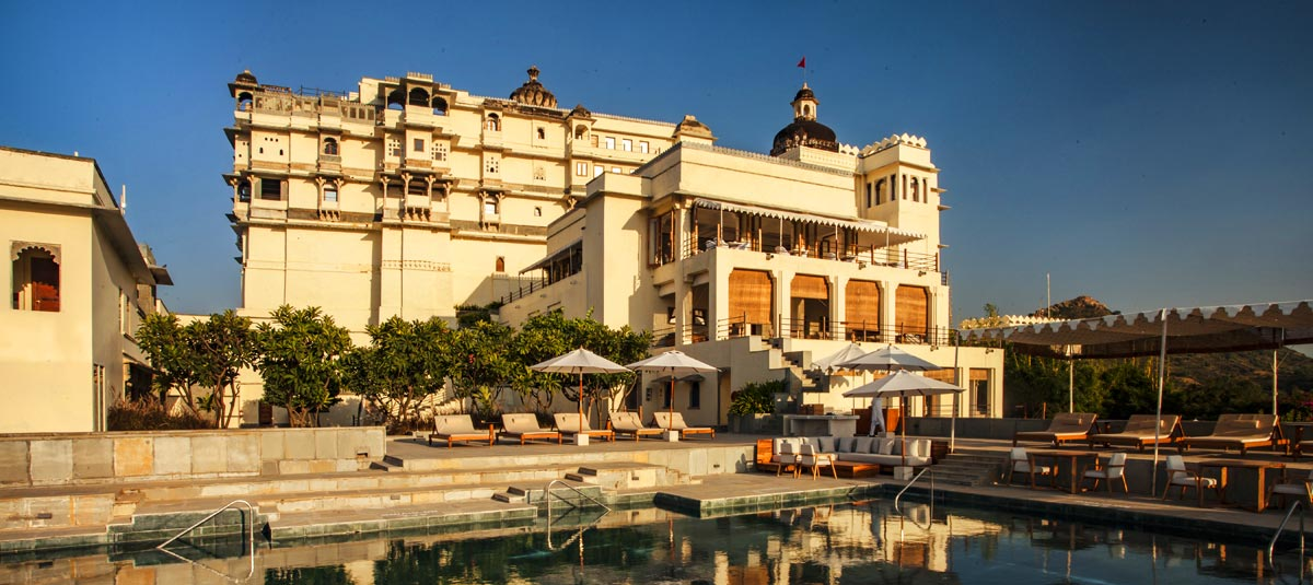 Devigarh Fort Palace Udaipur