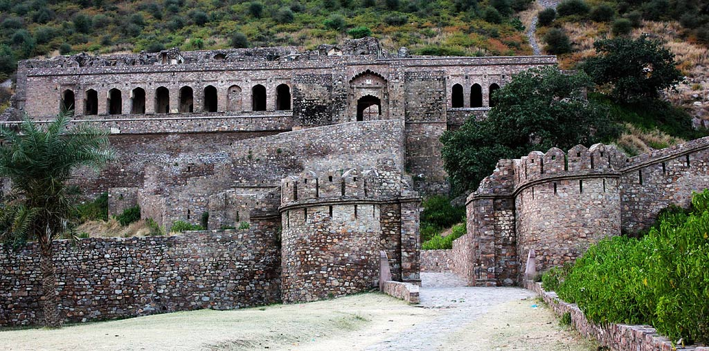 Bhangarh Fort in Alwar