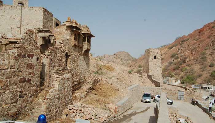 Barmer Fort in Rajasthan